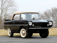 1963 Amphicar 770 Convertible