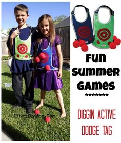 SUMMER games for kid