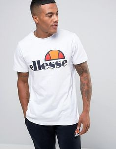 Ellesse | Alberta bleu Femme T Shirt 417702