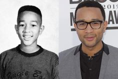 John Legend (Stephens), Freshman Year at Springfield North High School in Ohio (1992), and John Legend Today