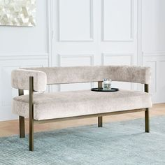 West Elm offers modern furniture and home decor featuring inspiring designs and colors. Create a stylish space with home accessories from West Elm. Deco Paris, Oversized Furniture, West Elm, French Furniture, Round Dining Table, Dining Bench, Furniture Sale, Cheap Furniture, Decoration