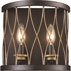 You'll love the Marathon 2-Light Candle Sconce at Wayfair - Great Deals on all Lighting products with Free Shipping on most stuff, even the big stuff.