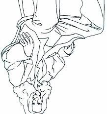 Socrates dialogues: Upside down drawings in Drawing on the