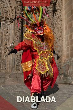 #Diablada #Bolivia #PalacioDeSal Venetian Masks, Beautiful Sunrise, Angkor, Folklore, Mardi Gras, South America, Carnival, Illustration, Alter Ego