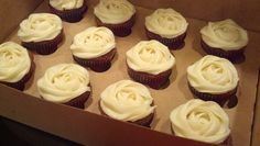 Carrot cake cupcakes, Cinnamon cream cheeses and Cream cheese frosting ...