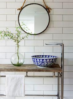 Bathroom inspiration #plumandashby