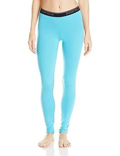 Women's Athletic Leggings - Duofold Womens Light Weight Thermatrix Performance Thermal Legging -- You can get additional details at the image link.