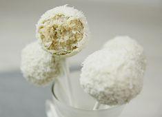Coconut Cake Pops