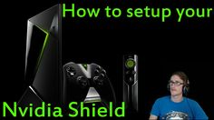 How to setup the Nvidia Shield - First 4k Android TV Console