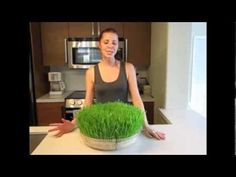 I updated the video to include information on where to purchase the appetizer tray and how to juice wheatgrass if you don't have a juicer. Also, some of you ...