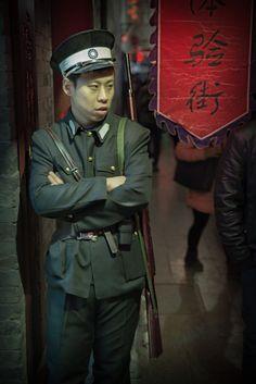 Ancient culture street - Tianjin