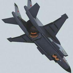 YAK-141 taking off