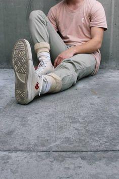 Image result for palewave cdg shoes