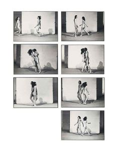 Relation in Space (7 parts) by Marina Abramovic & Ulay