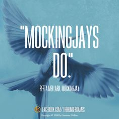 """""""But people don't need wings to survive."""" - #Katniss Everdeen, #MOCKINGJAY #HungerGames #TheHungerGames #Katniss #KatnissEverdeen #book #books #series #trilogy #quote #quotes #readcatchingfire #repin #THG #girlonfire #catchfire #CatchingFire #read #reading #quotation #character #characters #victors #tributes #tribute #victor #districts #panem #Mockingjay #District12 #thearena #TheCapitol #peeta #peetamellark #boywiththebread"""