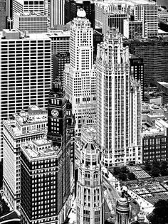 The Urbanist's Guide to Chicago. Photo: Olivo Barbieri/Courtesy of the artist and Yancey Richardson Gallery