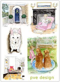 pve design artwork mailer