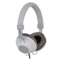Love the look- f38 Hi-Fi Stereo Headphones by Incipio   $49.95