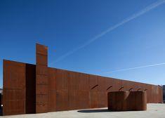 Centro Multiusos de Lamego by Barbosa & Guimarães - Dezeen