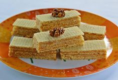 Hungarian Recipes, Something Sweet, No Bake Desserts, Waffles, Deserts, Cooking Recipes, Cukor, Favorite Recipes, Bread