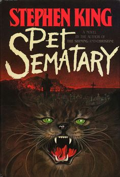 I got Pet Sematary! Which Stephen King Book Are You?
