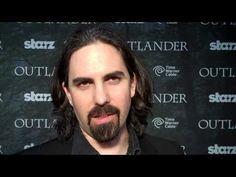 Outlander TV News' Tartan Carpet Interview with Bear McCreary