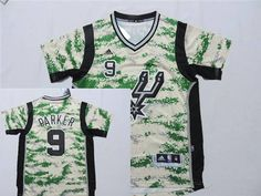Spurs 2015 New  9 Tony Parker Camo Stitched Swingman Jersey Cheap Nba  Jerseys 32e1eca31