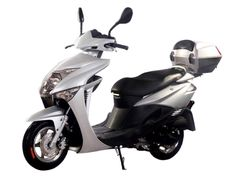 "SCO036 50cc Scooter Automatic Transmission, Front Disc/Rear Drum Brake, 10"" Wheels, Rear Trunk $690.00"