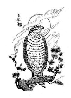dragons, snakes, birds, skulls Jack Mosher