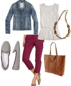Fall Outfit - Perfectly Average Girl