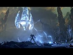intro de StarCraft II: Legacy of the Void