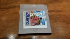 Skate or die Bad n  Rad Nintendo Gameboy video game, game boy skate or die Nintendo, Gameboy - pinned by pin4etsy.com