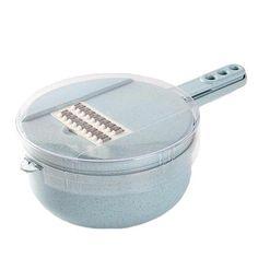 Inspirer Uplift Blue Mandoline Slicer Cutter Chopper et Gratter - Cuisine Cool Kitchen Gadgets, Kitchen Items, Kitchen Utensils, Kitchen Tools, Cool Kitchens, Mandoline, Chopper, Cooking Gadgets, Cooking Tools