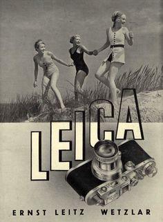 Leica 1936 ad
