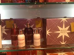 Perfect Christmas gift ideas from Molton Brown,enjoy 25% off instore this weekend only!!