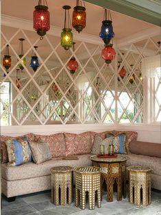 марокканский, марокканский стиль, марокканский интерьер, восточный интерьер, восточный стиль, акценты в интерьере, этническая мебель, восточная мебель