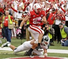 """""""Rex is 100 percent gentleman. A first-class guy both on and off the field. A leader for all of us.""""    They probably said the same about Clark Kent.  Nebraska Cornhuskers Rex Burkhead"""