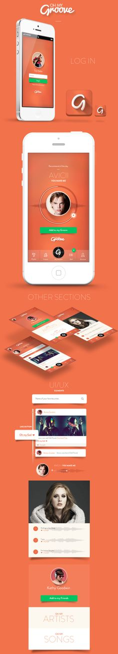 Daily Mobile UI Design Inspiration #178 #mobile #ui #design pinterest.com/alextcsung/