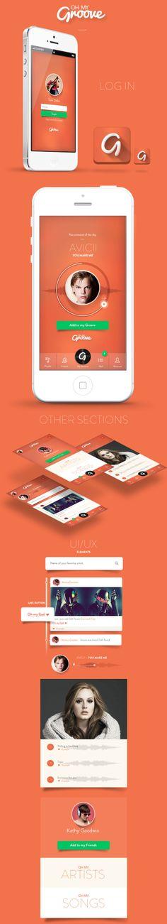 Daily Mobile UI Design Inspiration #178