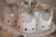 Biancostudio wedding design: Ilaria e Marcello Cupcake Wedding Favors, Winter Wedding Favors, Rustic Wedding Favors, Wedding Boxes, Wedding Table, Wedding Decorations, Wedding Day, Mason Jar Crafts, Mason Jars