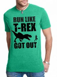 Run Like T-Rex Got Out