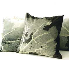 Coral Etched on Velvet Pillows Beautiful Coastal Accents Enjoy & Be Inspired More Beautiful Hollywood Interior Design Inspirations To Repin & Share @ InStyle-Decor.com Beverly Hills Happy Pinning