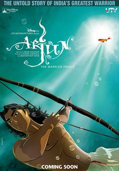 Movie Review Monday: Arjun: The Warrior Prince - Indiaphile