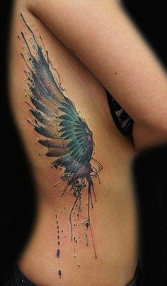 wing tattoo designs (102)