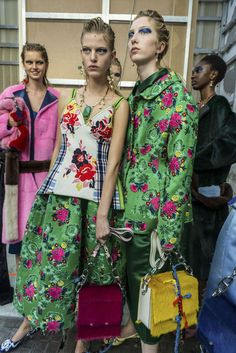 Marni, Spring-Summer 2018, Milan, Womenswear