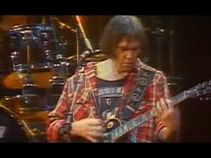 Neil Young & Crazy Horse - Cinnamon Girl, In Concert 11-8-91 - YouTube
