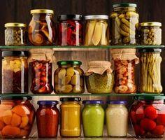 Conserve di verdure: le più golose da preparare a giugno