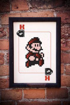 Mario by Jon E. Allen