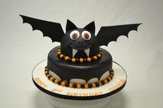 bat cake - Google Search
