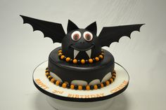 bat cake - Google Search